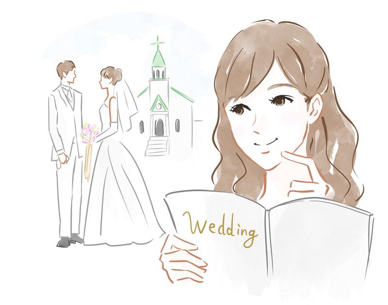 どんな結婚式にするか